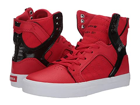 515291dd044f Supra Kids Skytop (Little Kid Big Kid) at Zappos.com