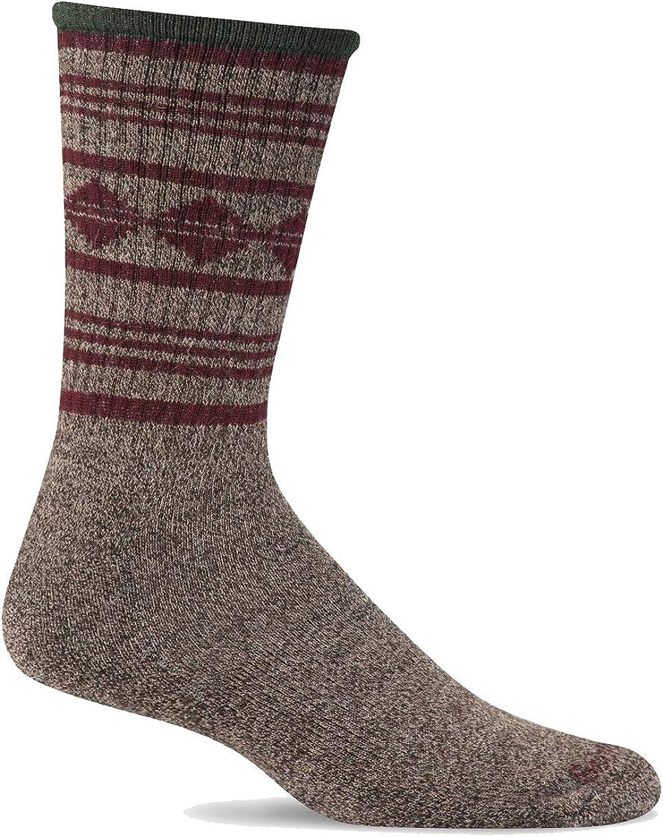 Sockwell Men's Poncho Crew Sock