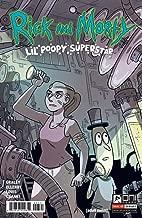 RICK & MORTY LIL POOPY SUPERSTAR #3 (OF 5) VAR OSTERTAG