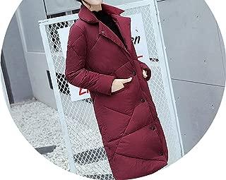 Show-Show-Fashion&coats New Parka Women Down Cotton Jacket Winter Coat Winter Parka Thin Light Cotton Padded