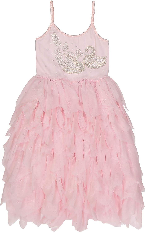 Masala Kids Girls' Little Swan Song Tulle Dress