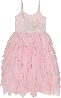 Masala Kids girls Swan Song Tulle Dress Special Occasion Dress