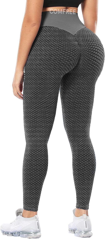803 opiniones para COMFREE Push up Leggings Mujer Mallas Deportivos Cintura Alta Leggins Leguins