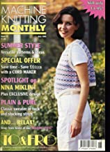 Machine Knitting Monthly July 1999 Issue 18