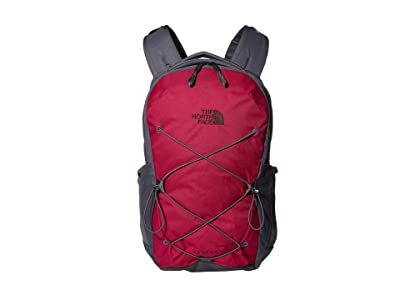 The North Face Jester Backpack (Dramatic Plum/Vanadis Grey) Backpack Bags