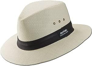 Panama Jack Natural Matte Toyo Safari Sun Hat