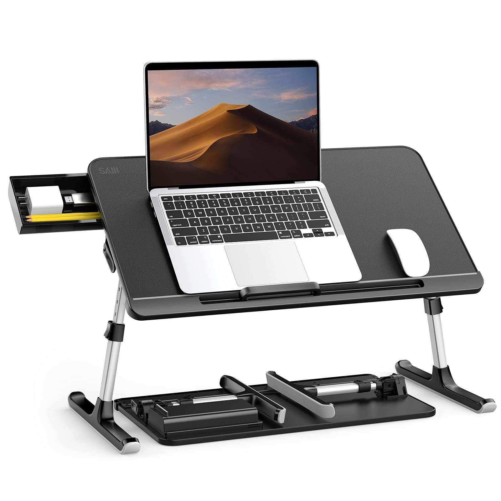 Mesa Plegable y Ajustable para Notebook - SAIJI - 86WBDX6Y