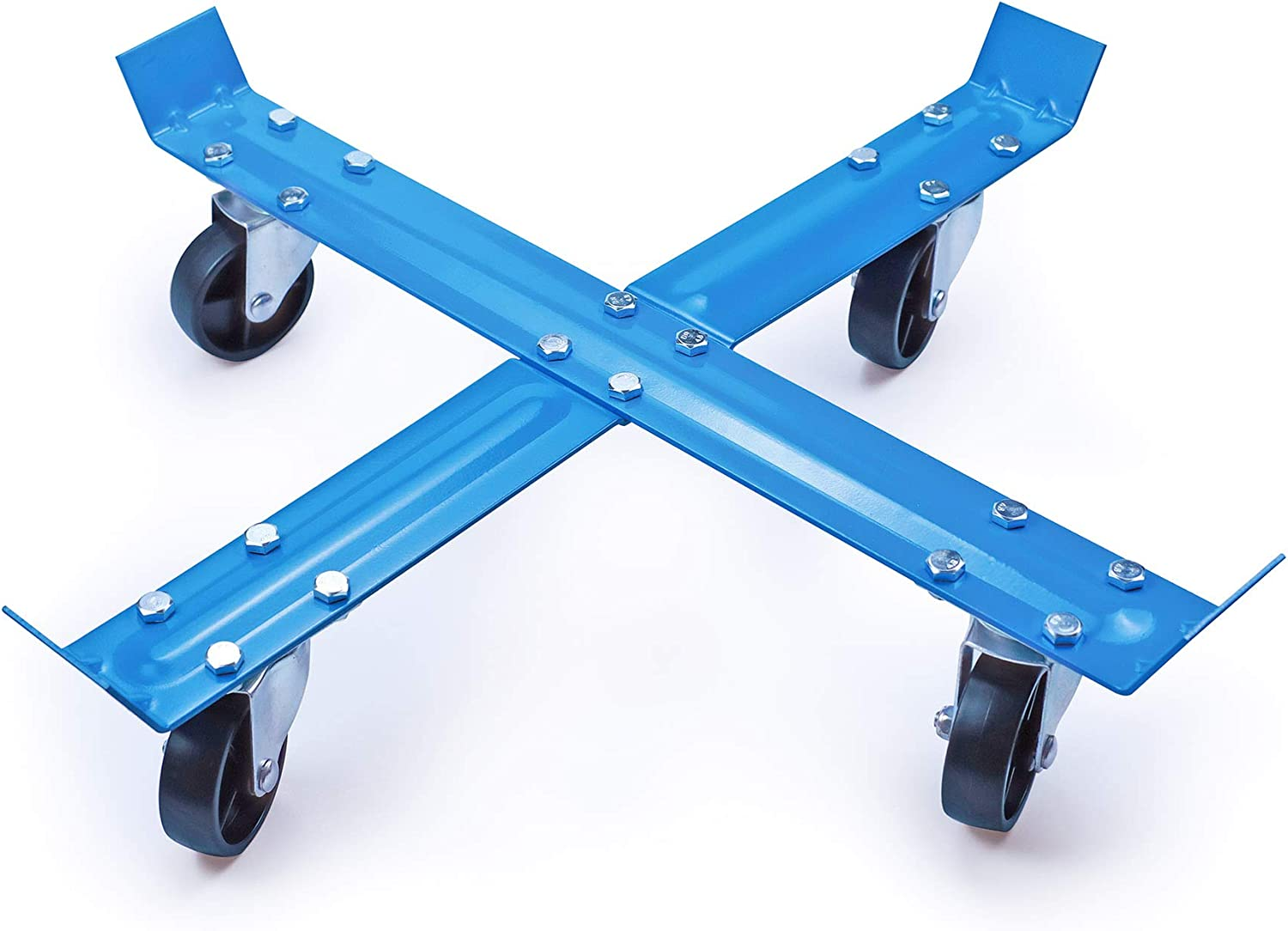 LIBRA 55 Gallon Foldable Drum Dolly Casters Wheel Swivel D with Memphis New life Mall