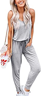 Best gray cotton jumpsuit Reviews