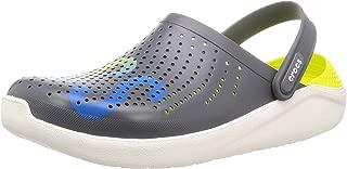 Crocs 卡骆驰 凉鞋 LiterRide Logo Mania 洞鞋