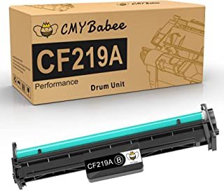 CMYBabee Compatible Drum Unit Replacement for HP 19A CF219A to use with HP Laserjet Pro M102w M102 M102a M130fw M130fn MFP...