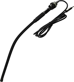 """Jensen 1181039 14"""" Top/Side Mount Rubber-Mast Antenna with Cable"""