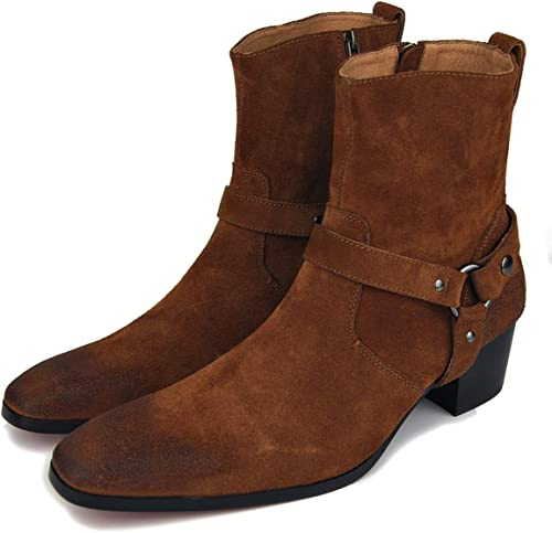 chaussures house Chelsea Botte Pointue Toe Robe démarrage démarrage démarrage Duke Side Zip démarrage Radian df9