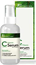 Vitamin C Serum for Face - Dark Spot Corrector with Hyaluronic Acid, Niacinamide - Anti Aging, Wrinkle Repair and Skin Brightening - Forest Heal (60 ml/ 2.02 fl.oz.)
