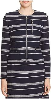Hugo Boss BOSS Womens Kanoa Striped Suit Separate Jacket