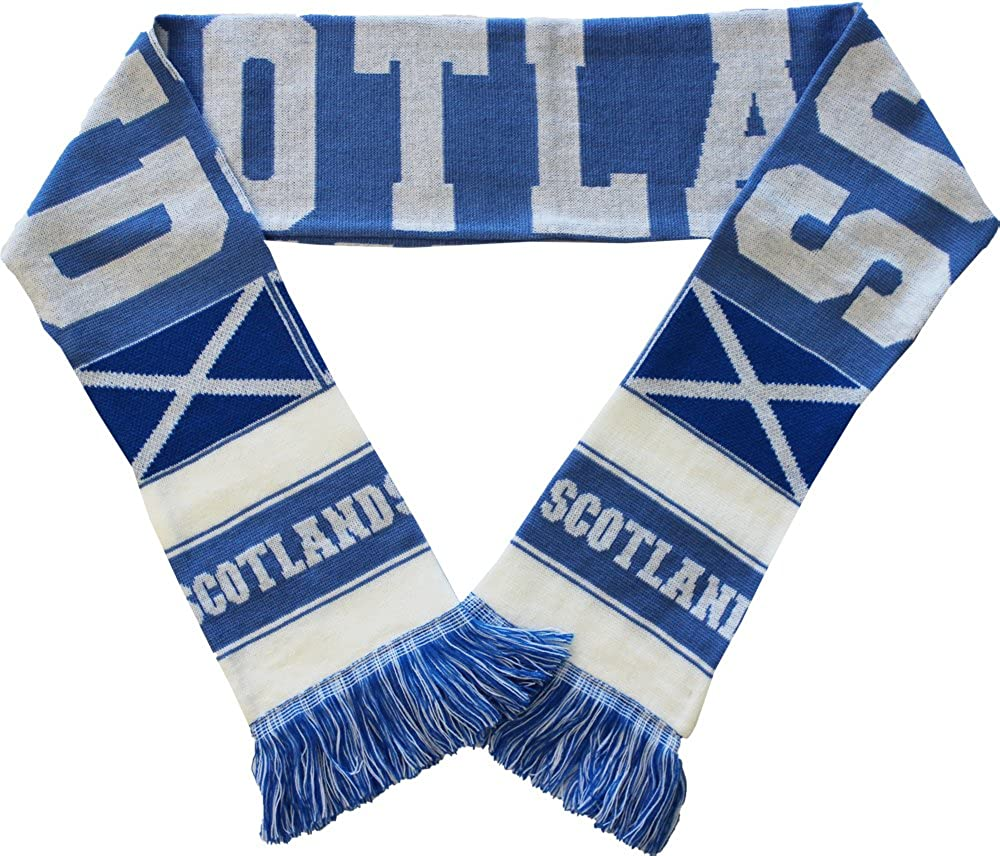 Scotland (St. Andrews) - Country Knit Scarf