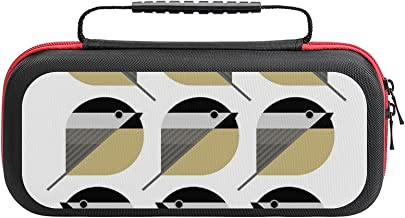 $26 » Nine Chickadees Case Compatible with Switch Case Protective Carry Bag Hard Shell Storage Bag Portable Travel Case for Swit...