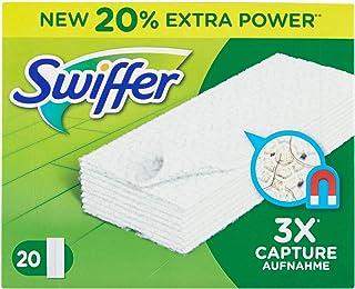 comprar comparacion Swiffer Recambios para Mopa - 4 Paquete de 20 Unidades