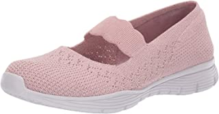 Skechers Seager-Power Hitter, Mary Janes Femme