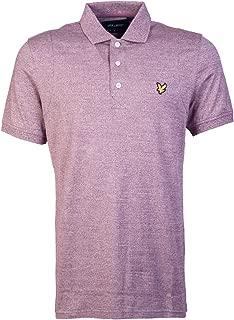 Mens Short Sleeve Polo Shirt SP718V