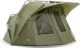 Lucx Herröverkast tält & Bivys lejon fisketält Bivvy 1–2 man karptält, karp kupol fisketält 10 000 mm vattenpelare camping...
