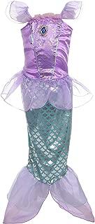 Lito Angels Meerjungfrau-Kostüm für Mädchen