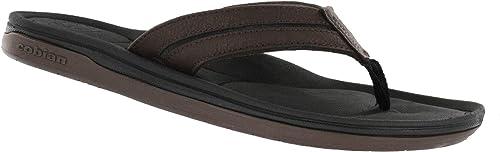 Cobian Men& 039;s Tofino Bolster Flip-Flop, braun, 12 M M M US  gute Qualität