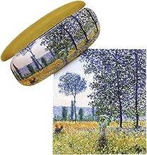 IZMO Classic Art Fabric Glasses Case & Cloth