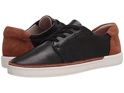 Naturalizer Jane (Black Tan Leather/Suede) Women