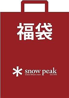[スノーピーク] 【福袋】5点セット Snow Peak Apparel 2019冬福袋 メンズ