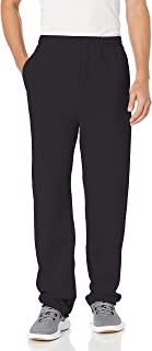 Men's EcoSmart Open Leg Fleece Pant with Pockets