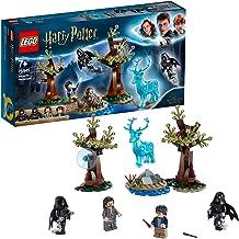 LEGO Harry Potter - Expecto Patronum, Set de Construcción para Recrear Mágicas Aventuras, Incluye Minifiguras de Sirius Black y 2 Dementores (75945)