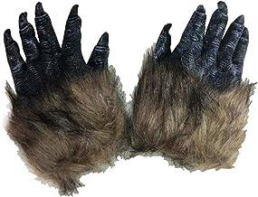 PTIT Clown re10196 Paire de mains de monstre noir