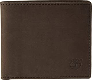 Timberland Mens Wallets, Card Cases & Money Organizers Easy Man Wallet,Black (Black Coffee)
