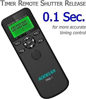Timelapse Shutter Release T803 - Nikon Intervalometer SMDV Timer Remote Shutter Release