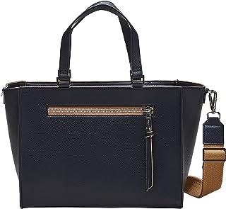 s.Oliver (Bags Damen 201.10.104.30.300.2100447 Einkaufstasche, Dark Blue, 1