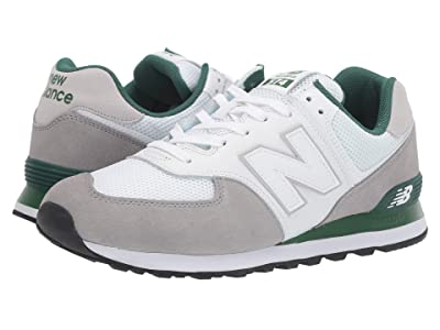 New Balance Classics ML574 Summer Sport (Marblehead/Team Forest Green) Men