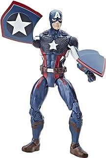 Marvel Legends Series Captain America, 3.75-in
