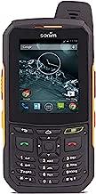 Sonim XP6 4G LTE Smartphone (Black / Yellow) - (GSM Only, No CDMA) Unlocked
