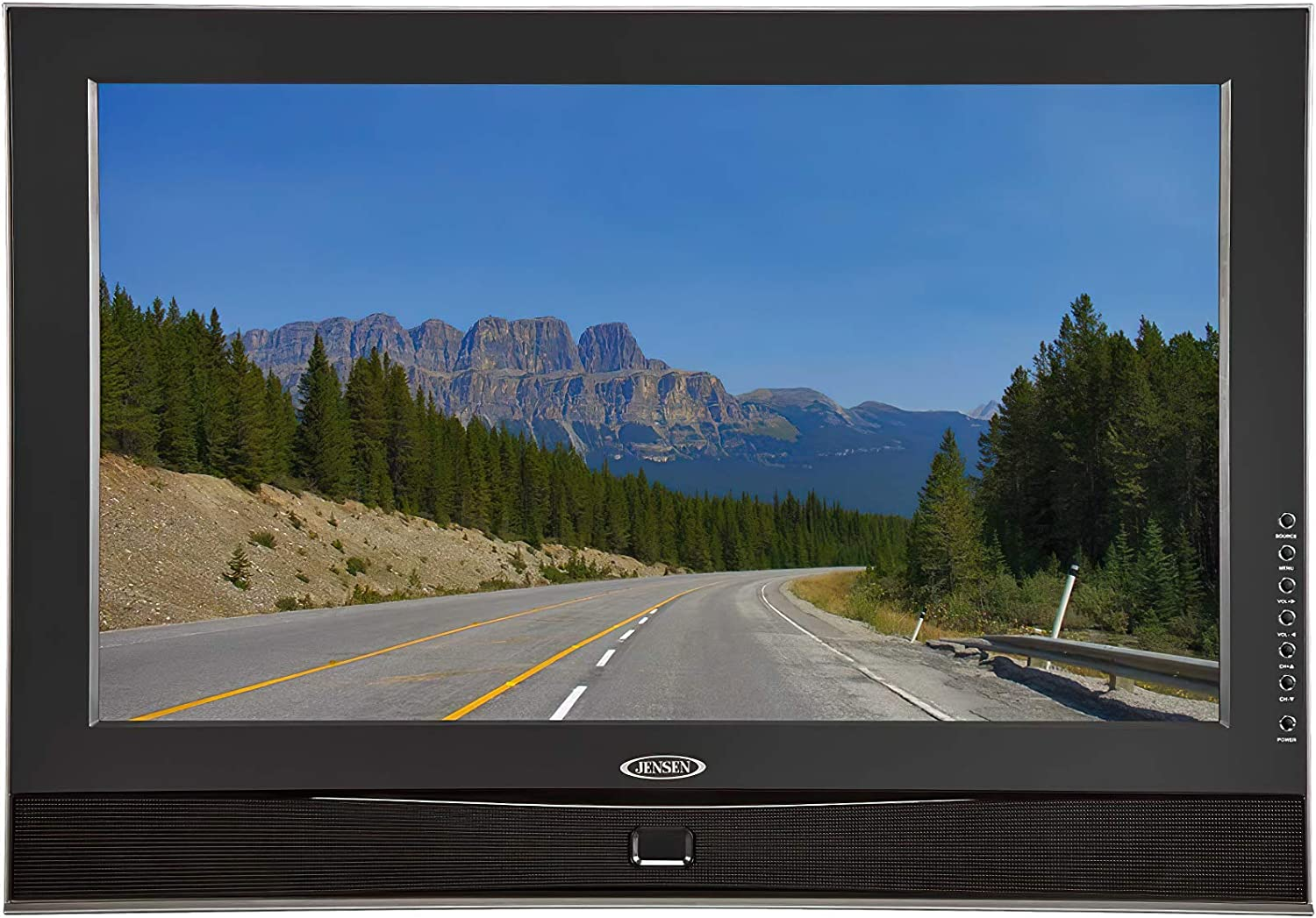 Jensen JE2608WVWM HD Ready 1080p 720p 26 Genuine Free Shipping R 70% OFF Outlet 110V AC Inch 480p