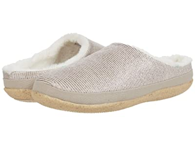 TOMS Ivy (Natural Glitter Rib Knit) Women
