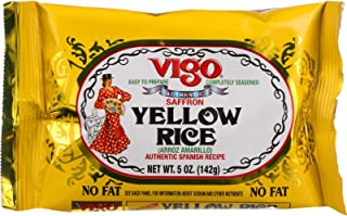 yellow rice package