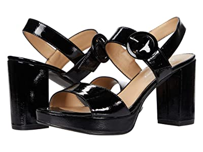 CL By Laundry Genna Patent (Black) Women