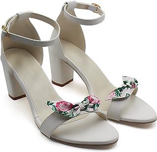 Fashion TailsWomen Stylish Fancy and comfort Trending Block Heel Fashion