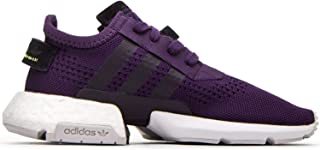 adidas Womens Women's Pod-s3.1 Legend Purple/Hi-res Yellow Cg6177
