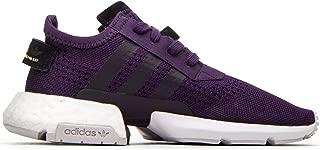 adidas Womens Women's Pod-s3.1 Legend Purple/Hi-res Yellow Cg6177