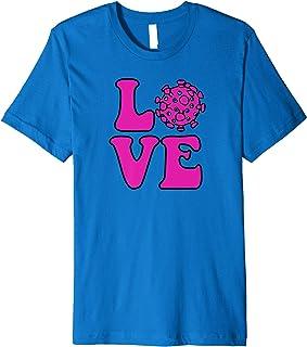 Steampunk Phage: Funky Love Virus T-Shirt