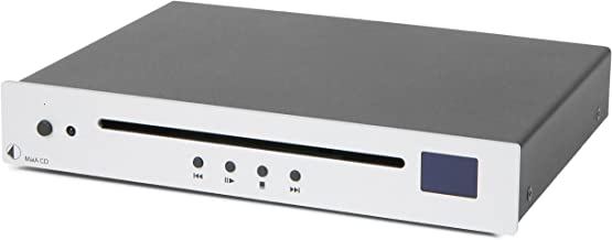 Pro-Ject MaiA CD Player, Silver