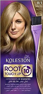 Koleston Root Touch UP Hair Colour, 8/1 LightAshBlonde, 100g
