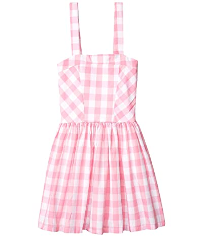 fiveloaves twofish Rosie Fit-and-Flare Dress (Big Kids) (Pink) Girl